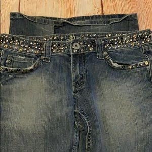 Miss Me Jeans style JP4888 Anchorage size 29